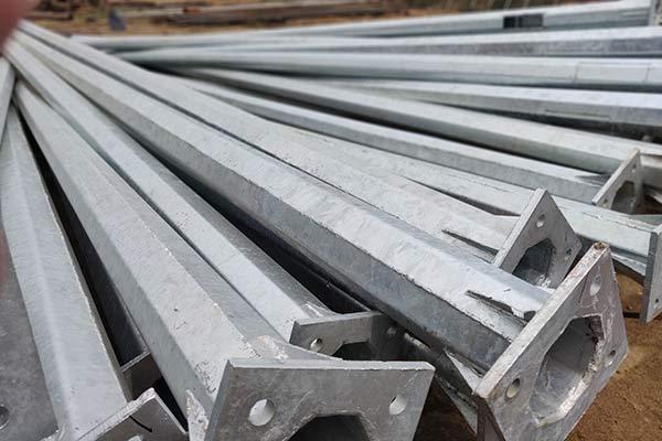 Steel-Poles